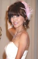 舞台『Wedding Dancing Happening 〜踊れないヤツが犯人だ!〜』の記者発表会に出席した、松本伊代 (C)ORICON DD inc.