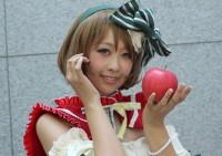 【コミケ90】コスプレイヤー るかなさん @heian_ga_aru 2日目
