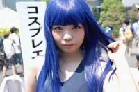 【コミケ90】コスプレイヤー 藍色さん @papikosu0124 2日目
