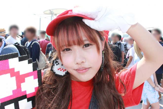 【コミケ90】コスプレイヤー やなまどさん @Mado023 (2日目)