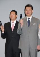元プロ野球選手の桑田真澄氏(左)と江川卓氏(C)ORICON DD inc.
