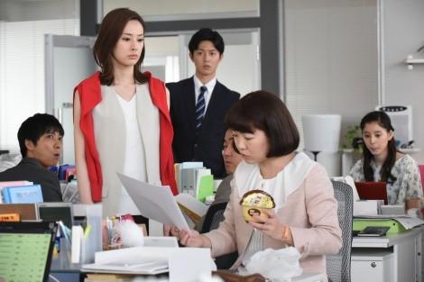 『家売るオンナ』(C)日本テレビ