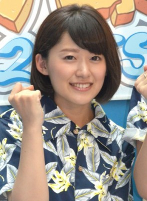 日本テレビ2015年入社の尾崎里紗アナウンサー(C)ORICON NewS inc.