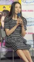 ドラマ『その男、意識高い系。』の記者会見に出席した伊藤歩 (C)ORICON NewS inc.