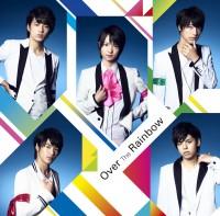 MAG!C☆PRINCEシングル「Over The Rainbow」(初回盤)