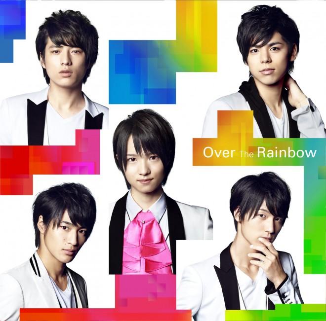 MAG!C☆PRINCEシングル「Over The Rainbow」(通常盤)