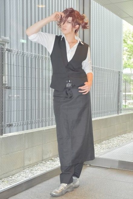 【COSLIVE】コスプレイヤー アキラDX(ときめきEnt.) @ShiroiAkiraxx