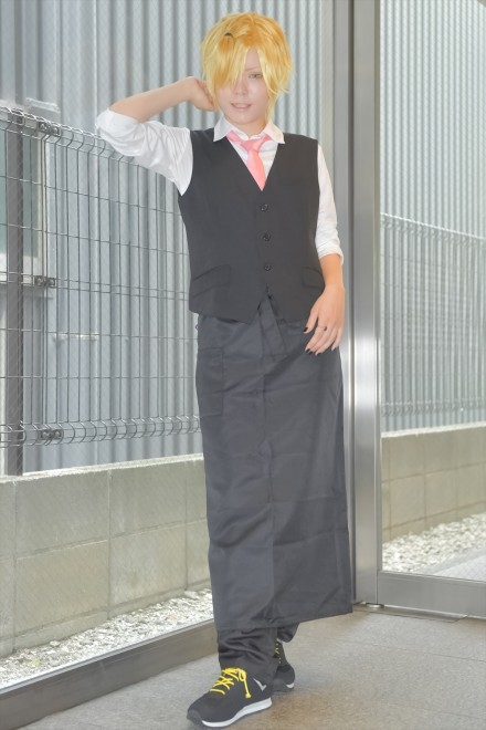 【COSLIVE】コスプレイヤー 葵ルカ(ときめきEnt.) @aoiruka1112