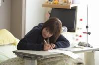 メイキングカット(C) 2016フジテレビジョン 講談社 東宝(C) 新川直司/講談社