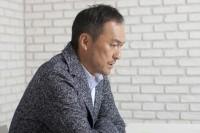 インタビュー撮り下ろしカット(写真:逢坂 聡)