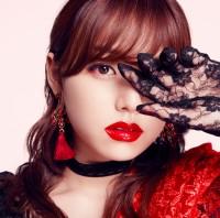 篠崎愛メジャーデビューシングル「口の悪い女」(通常盤)