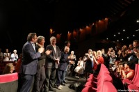 『レッドタートル ある島の物語』第69回カンヌ国際映画祭で上映。マイケル・デュドク・ドゥ・ヴィット監督と鈴木敏夫プロデューサーが参加