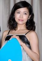 アニメ映画『とある飛空士への追憶』の初日舞台あいさつに登壇した新妻聖子 (C)ORICON DD inc.