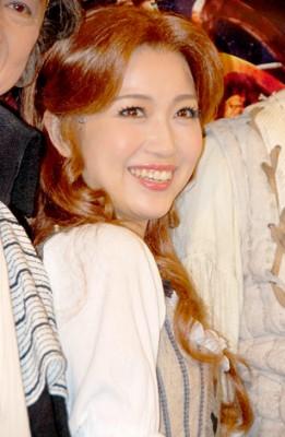 『ミュージカル キャンディード』の公開舞台稽古に参加、20代のころの新妻聖子 (C)ORICON DD inc.