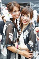 『ULTRA JAPAN 2016』に来場した美女たち
