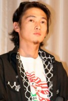 映画『パンドラの匣』初日舞台あいさつに出席した、窪塚洋介 (C)ORICON DD inc.