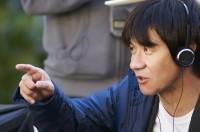 メイキングカット(C)「金メダル男」製作委員会
