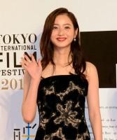 『第29回 東京国際映画祭』に登場した佐々木希
