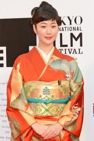 『第29回 東京国際映画祭』に登場した黒木華