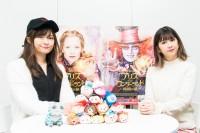 松本鈴香&メル/MovieNEXやデジタル配信ならではの楽しみ方を語り合った人気モデルたち