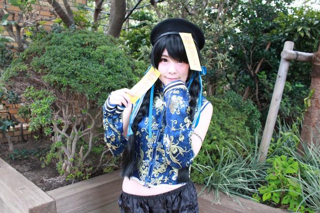『池袋ハロウィンコスプレフェス2016』(2日目) コスプレイヤー おみずさん @omizu_65