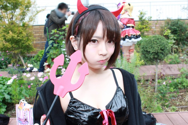 『池袋ハロウィンコスプレフェス2016』(2日目) コスプレイヤー 八神ゆのさん @yuno_krone