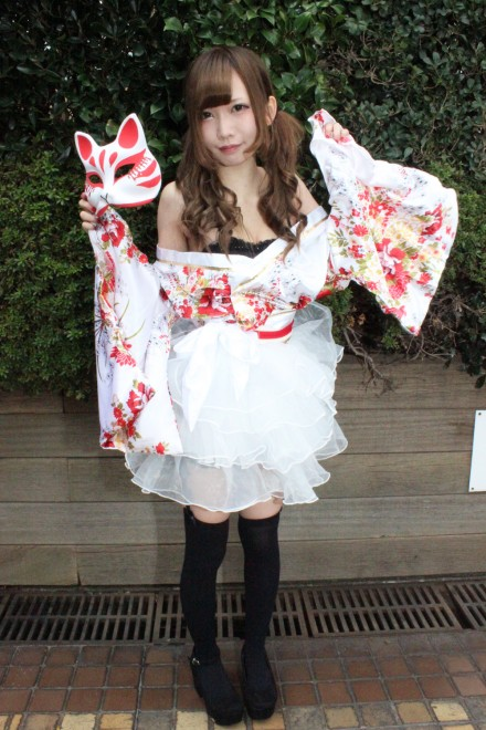 『池袋ハロウィンコスプレフェス2016』(2日目) コスプレイヤー 愛爽るうさん @aisawa_ru