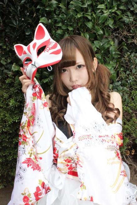 コスプレイヤー・愛爽るうさん @aisawa_ru