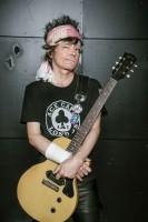 ザ・クロマニヨンズ ギター・真島昌利