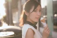 渡辺麻友写真集『知らないうちに』の誌面カット(撮影中村和孝)