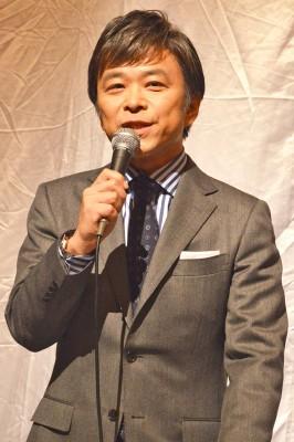 総合司会を務めるNHK武田真一アナウンサー