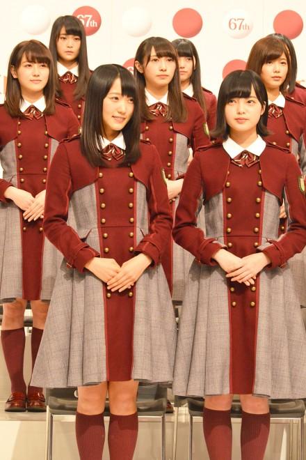 『第67回NHK紅白歌合戦』に初出場する欅坂46