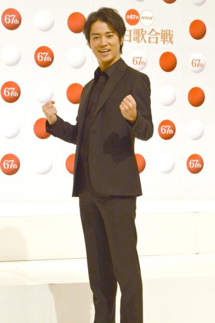 『第67回NHK紅白歌合戦』に初出場する桐谷健太
