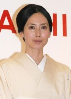 『OMOTENASHI Selection in 日本橋高島屋』のオープニングイベントに出席した中谷美紀 (C)ORICON NewS inc.