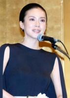 『第46回紀伊國屋演劇賞』の贈呈式に出席した中谷美紀(C)ORICON NewS inc.