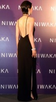 『The Unveiling of NIWAKA Fine Jewelry 美意識の継承』プレス内覧会に来場した中谷美紀 (C)ORICON NewS inc.