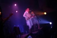 オ・ヒョク(Vo/G)/初の日本ツアー東京公演を11月19日に渋谷duo MUSIC EXCHANGEにて開催したhyukoh(ヒョゴ)