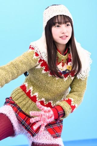 笑顔で踊る桜井日奈子