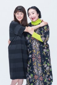 舞台『エレクトラ』で共演する白石加代子と高畑充希