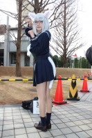 コミックマーケット91(1日目) コスプレイヤー きにゅとさん @kinunyu