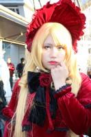 コミックマーケット91(1日目) コスプレイヤー たなかさん @tanaka_cos