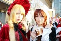 コミックマーケット91(1日目) コスプレイヤー 梨花さん@ririri_nca / たなかさん @tanaka_cos