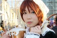 コミックマーケット91(1日目) コスプレイヤー 梨花さん@ririri_nca