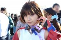 コミックマーケット91(2日目) コスプレイヤー Nana戚さん @sorrowful_77