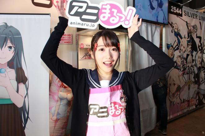 コミックマーケット91(1日目) 加藤里保菜さん @rihonyan103