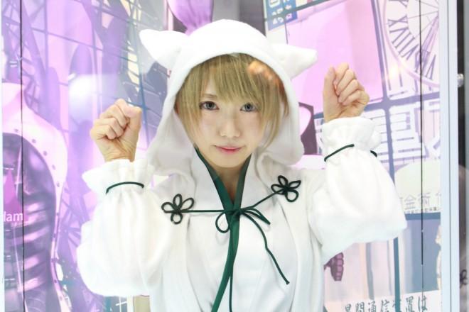コミックマーケット91(1日目) コスプレイヤー 篠崎こころさん @kokoro777pp