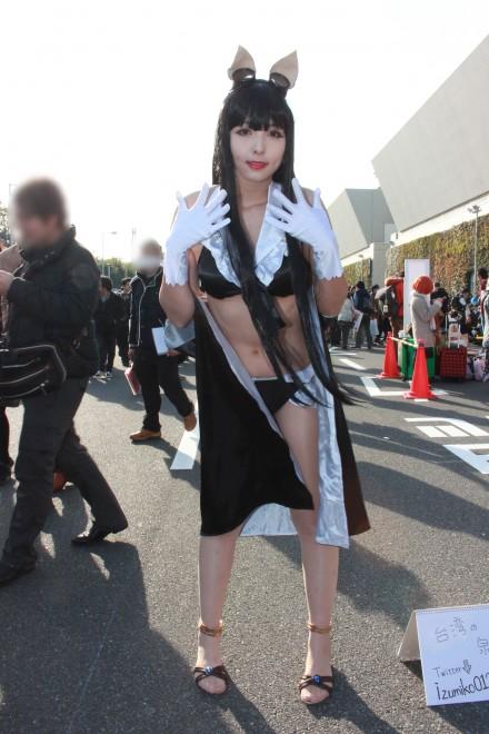 コミックマーケット91(1日目) コスプレイヤー 台湾の泉子さん @izumiko0129