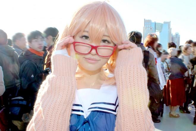 コミックマーケット91(2日目) コスプレイヤー こんぶおにぎりさん @konbu_0141