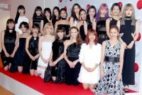 『第67回NHK紅白歌合戦』リハーサル2日目 E-girls