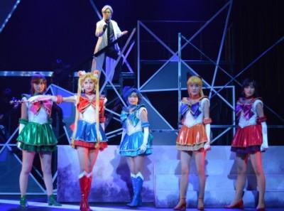 ミュージカル『美少女戦士セーラームーン -Un Nouveau Voyage-』